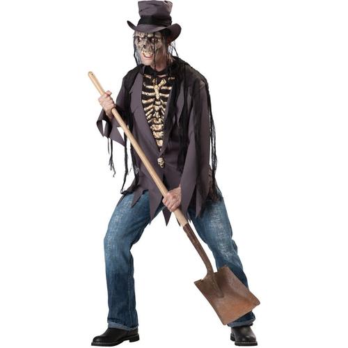 Zombie Grave Adult Set