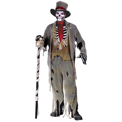 Zombie Groom Adult Costume