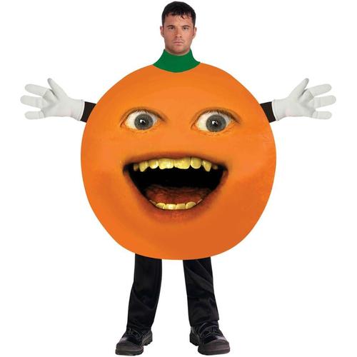 Annoying Orange Adult Costume