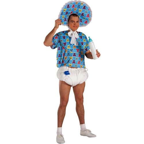 Baby Boy Adult Costume