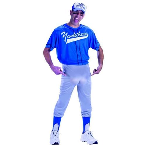 Baseball Nuts Adult Costume