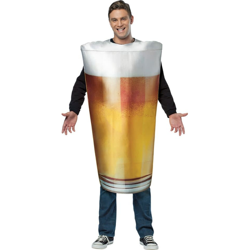 Beer Adult Costume