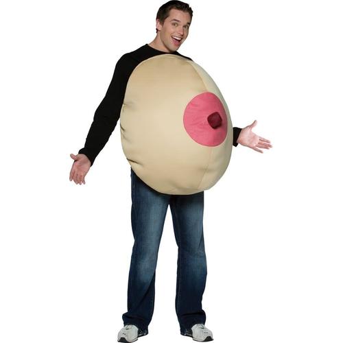 Big Boob Adult Costume