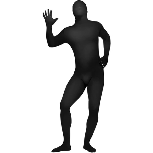 Black Skin Adult Costume