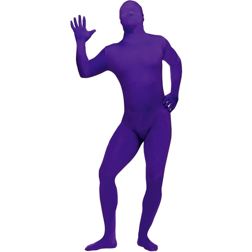Blue Skin Adult Costume