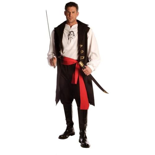 Captain Pirate Adult Costume