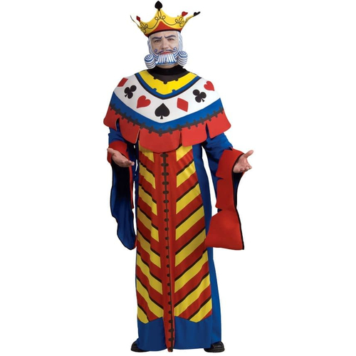 Card King Adult Costume