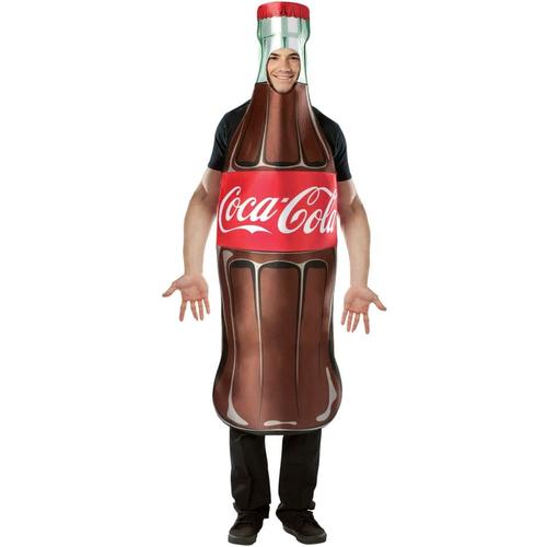 Coca Cola Bottle Adult Costume