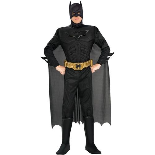 Adult Deluxe Batman Costume