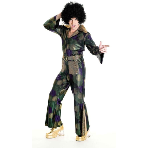 Disco Man Adult Costume