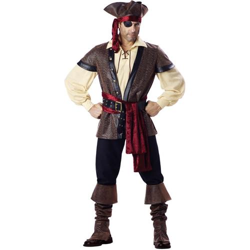 Fabulous Pirate Adult Costume