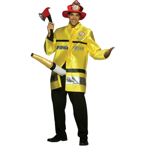 Funny Fire Extinguisher Adult Costume