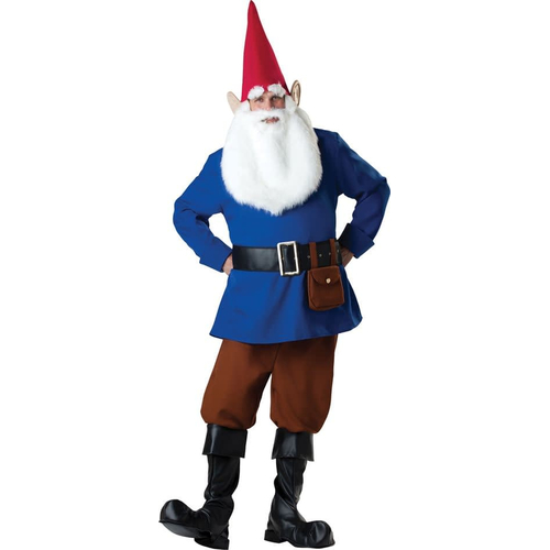 Garden Gnome Adult Costume