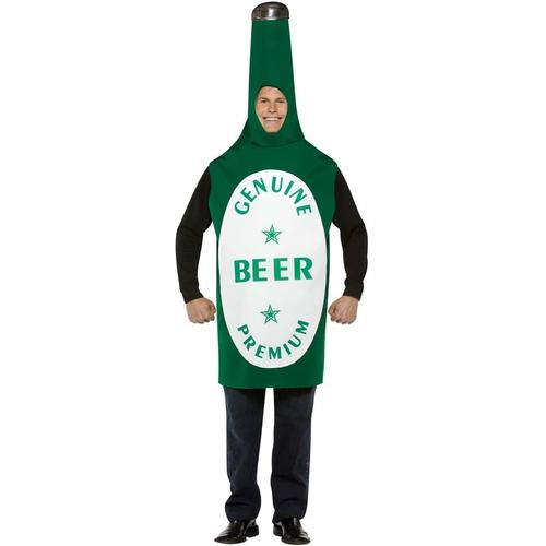 Genuine Beer Bottle Adult Costume