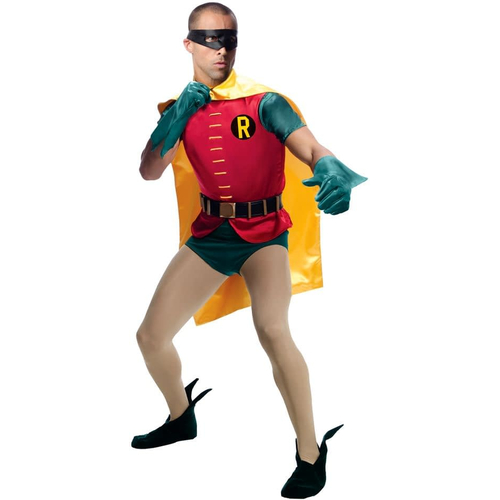 Grand Heritage Robin Adult Costume