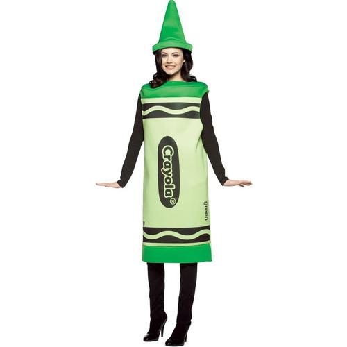 Green Pencil Crayola Adult Costume