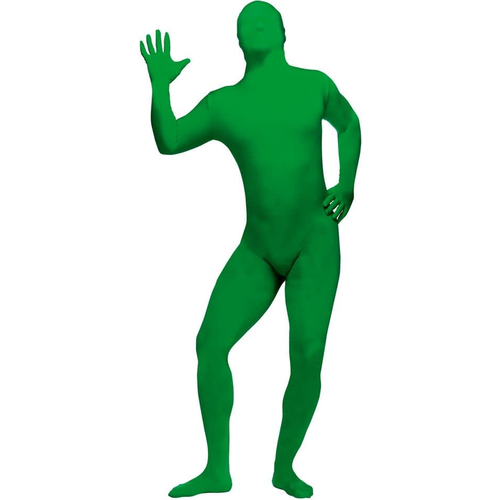 Green Skin Suit Adult
