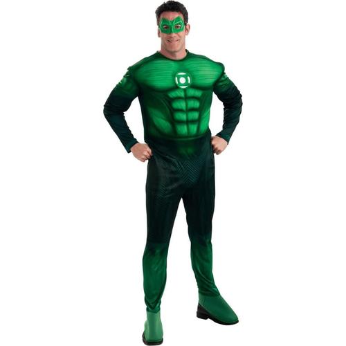 Hal Jordan Adult Costume