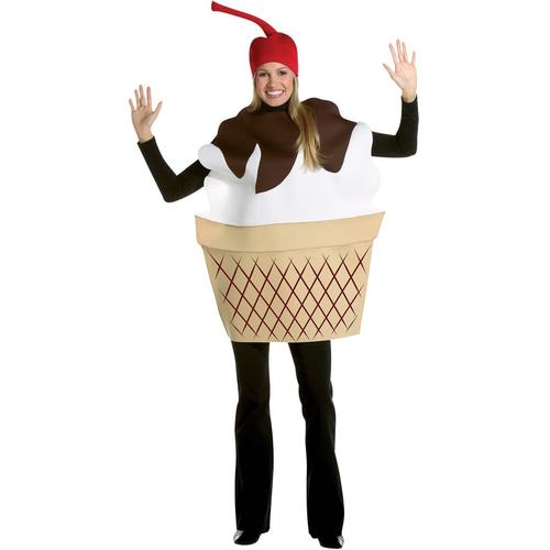 Ice Cream Adult Costume - 10585