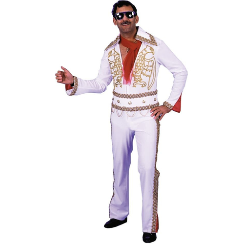 King Elvis Adult Costume