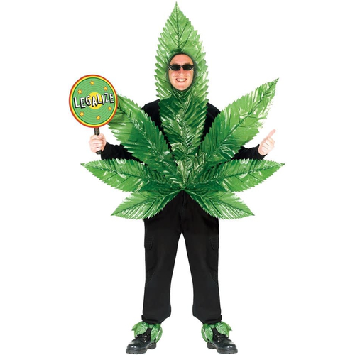 Legalize Ganja Adult Costume