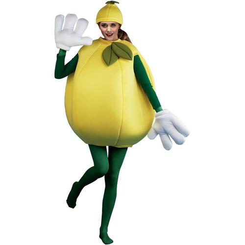 Lemon Adult Costume