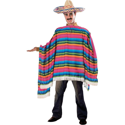 Mexican Adult Costume