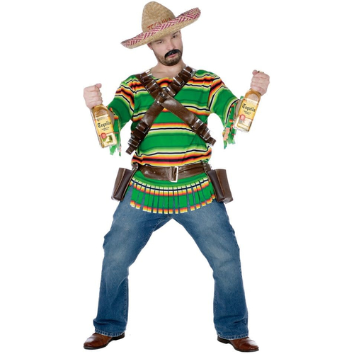 Mexican Guy Adult Costume