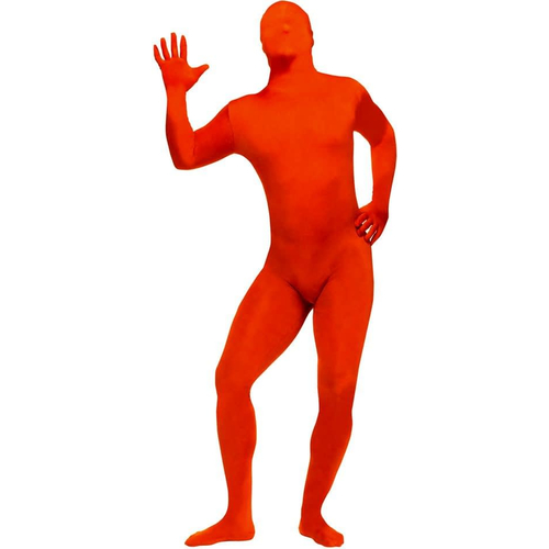 Orange Skin Suit Adult