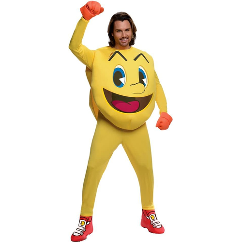 Pac Man Adult Costume