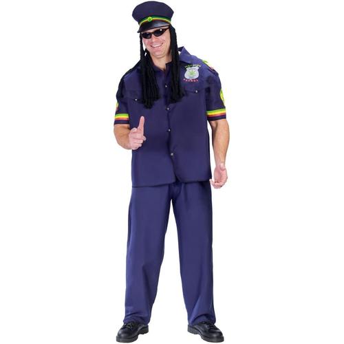 Patrol Man Adult Costume