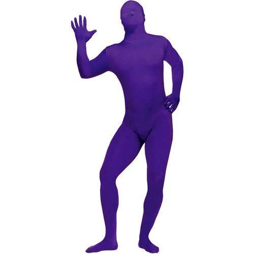 Purple Skin Suit Adult