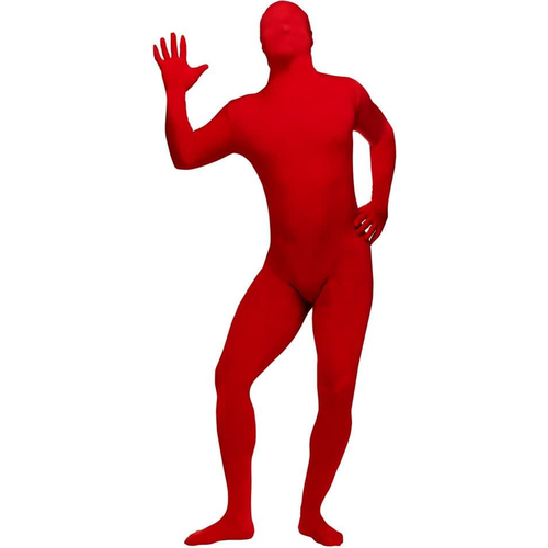 Red Skin Suit Adult