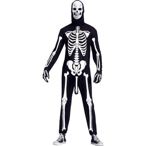 Skeleton Bones Adult Costume