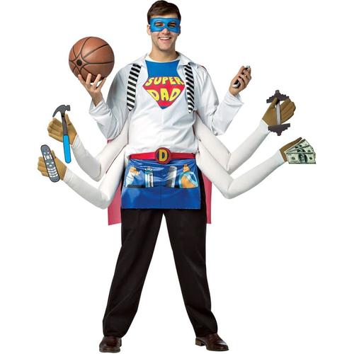 Super Dad Adult Costume