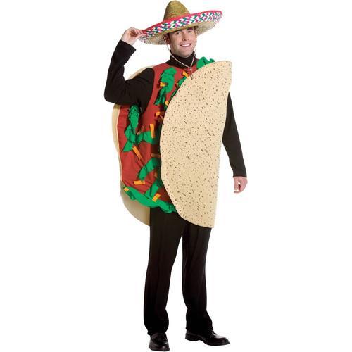 Taco Adult Costume - 10538