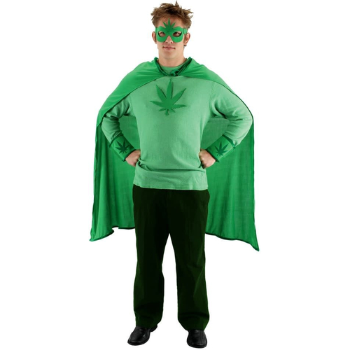 Weed Man Adult Costume