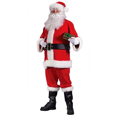 Amazing Santa Claus Adult Costume