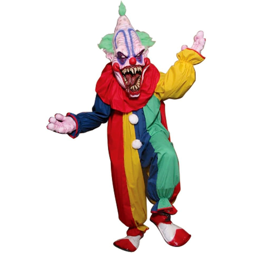 Bad Clown Adult Costume