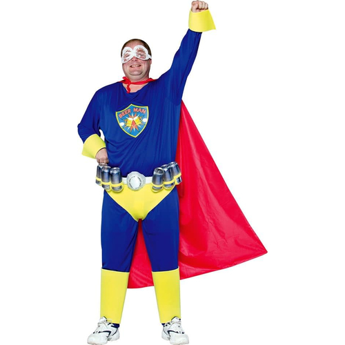 Beer Man Plus Size Costume
