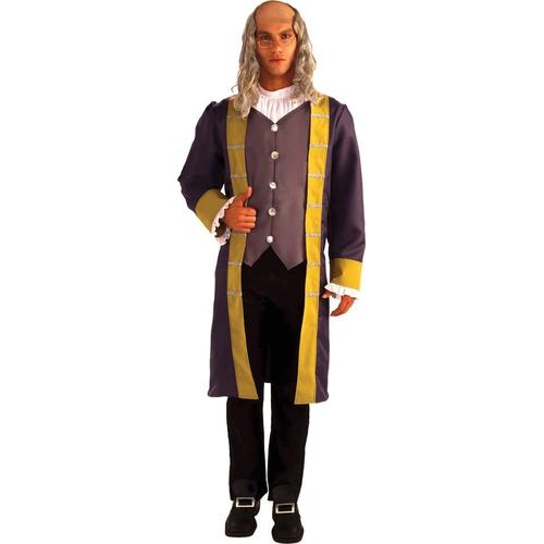 Ben Franklin Adult Costume