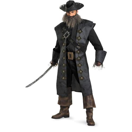 Blackbeard Adult Costume