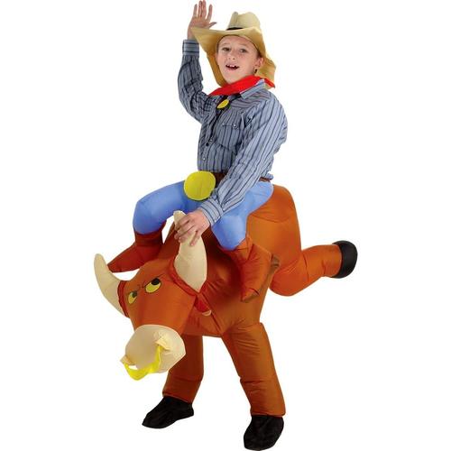 Bull Rider Inflatable Costume - 10948