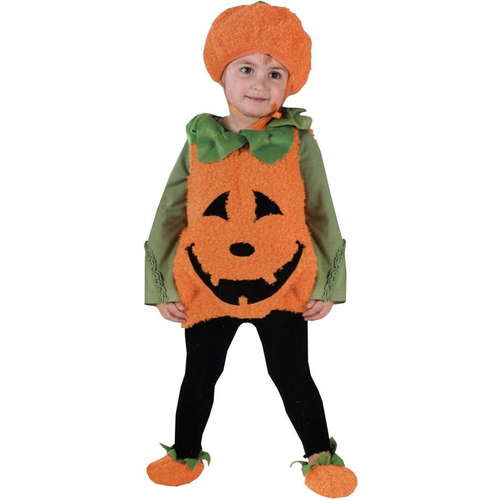 Cute Pumplkin Toddler Costume