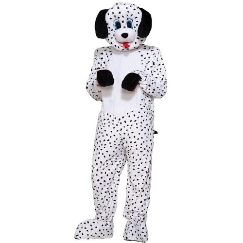 Dalmatain Dog Adult Costume