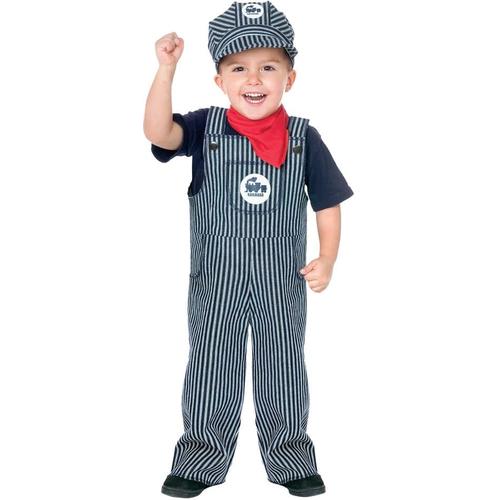 Engineer Toddler Costume