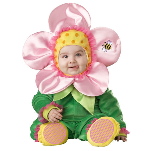 Flower Toddler Costume