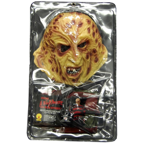 Freddy Krueger Adult Set