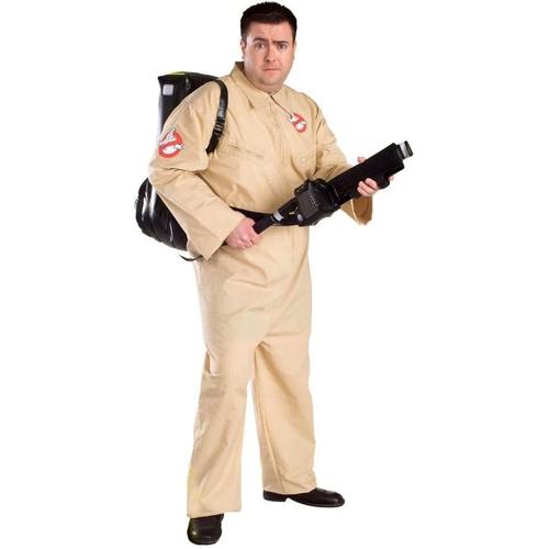 Ghostbuters Adult Plus Costume