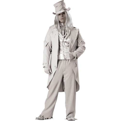 Ghostly Gent Adult Costume